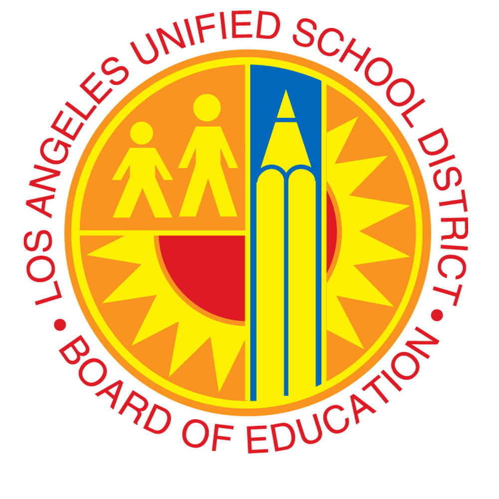 Los Angeles Unified School District Board of Education logo